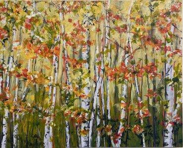 Nature Series 3 by  Katharine Geddes