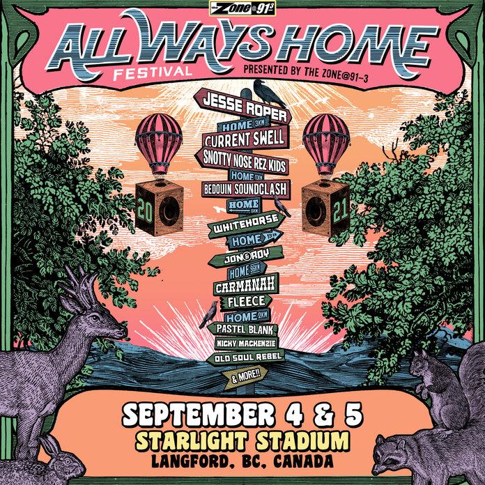 All Ways Home Festival