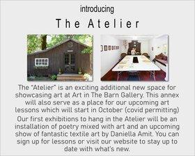6 Local Artists Art Show: jacqui austin, Lenaya Chrystall, Brian Rombough, Roger Champagne, Daniella Amit, Gabriel Taschereau @ Art In The Barn Gallery Aug 27 2021 - Oct 23rd @ Art In The Barn Gallery