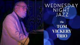 The Tom Vickery Trio @ Hermann's Jazz Club Dec 1 2021 - Oct 16th @ Hermann's Jazz Club