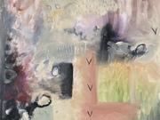 Wind On The Bluff by  Marilyn Chapman