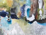 River Journey by  Marilyn Chapman