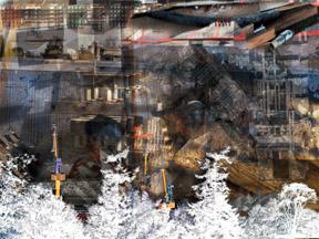 Trees Remembered 2 by  Arlene Nesbitt