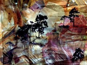 Trees Remembered 1 by  Arlene Nesbitt