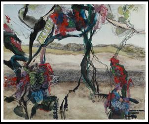 Landscape and Refuse by  Arlene Nesbitt