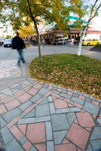 Harris Green Streetscape by  Illarion Gallant