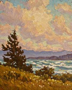 Warm Summer Winds by  Jeffrey J Boron