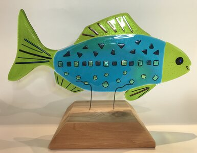 Bling Cod by  Pauline Olesen