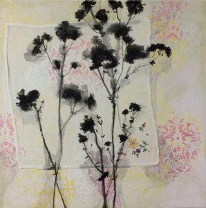 Flower Fabric Series #3 by  Lisa Jackson