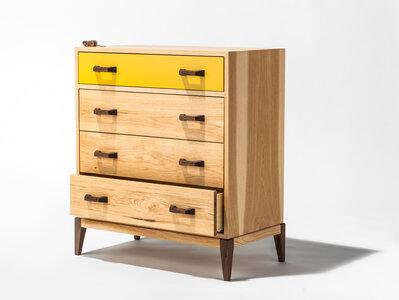 Nezumi Dresser by  Happy Deer Design