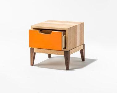 Nai Nai Bedside Table by  Happy Deer Design