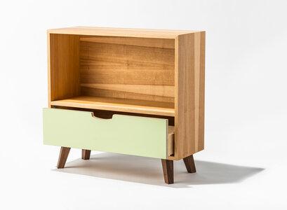 Booki Bookcase by  Happy Deer Design