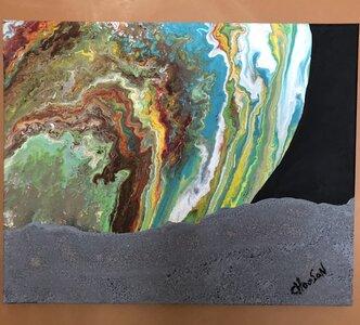 Jupiter by  Cheryl HOOSON