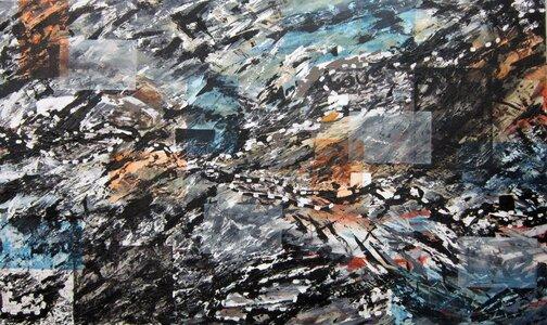 Interruption#1 by  Michael D.Munday