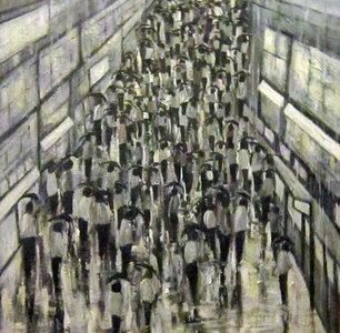 Modern Metropolis by  Michael D.Munday