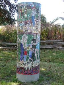 Diversity Column by  Sandra Millott