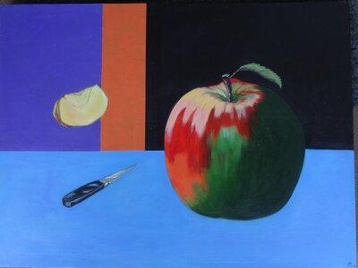 Big Apple by  sheila watson