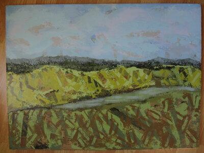 the Beauce region, Que by  sheila watson