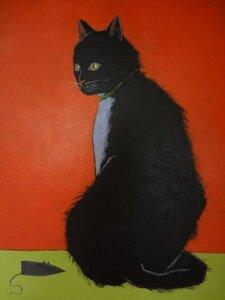 Victoria puss by  sheila watson