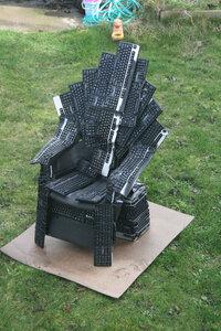 Throne of Nerds by  Shawn DeWolfe