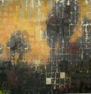 Untitled by  Leslie Hunter