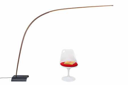 Bow Lamp by  Kurva Design