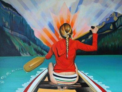 Ride My Wake by  Brandy Saturley