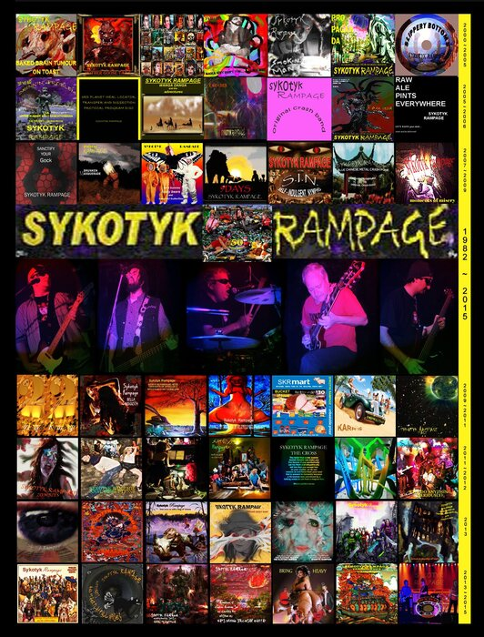Profile Image: Sykotyk Rampage