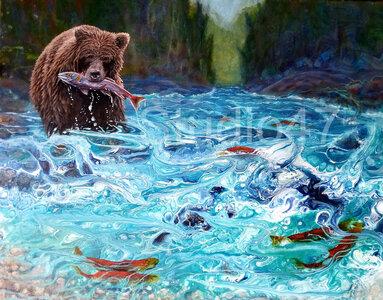 Bounty by  Amanda Stacey