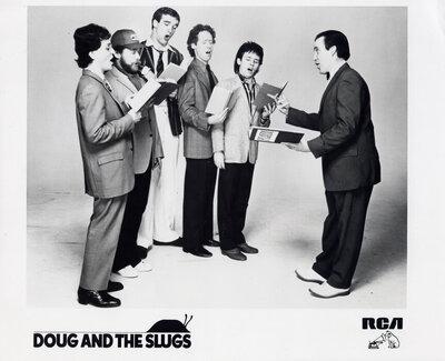 Profile Image: Doug & The Slugs