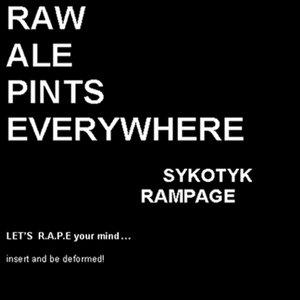 RAW ALE PINTS EVERYWHERE