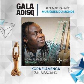 Zal Sissokho - Kora Flamenca: Zal Sissokho @ Victoria Event Centre Oct 23 2021 - Sep 18th @ Victoria Event Centre