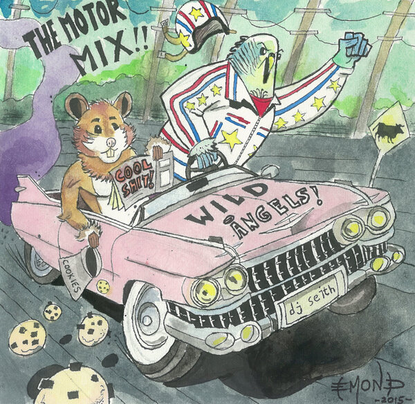 The Motor Mix