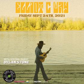 Vinyl Envy Presents : Elliot C.Way | Dylan Stone: Elliot C. Way, Dylan Stone @ Vinyl Envy Sep 24 2021 - Sep 18th @ Vinyl Envy