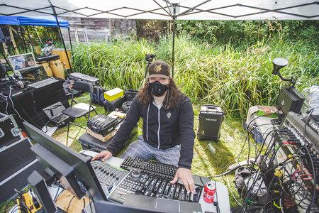 Photo -   Victoria Ska and Reggae Broadcast System