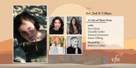 A City of Their Own: Kathryn Calder, Sara Desai, Danielle Geller, Tamara Goranson, Susan Olding @ Metro Studio Oct 2 2021 - Sep 18th @ Metro Studio