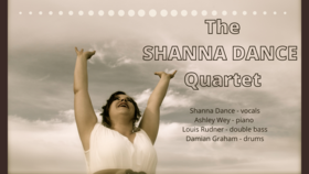 The Shanna Dance Quartet @ Hermann's Jazz Club Nov 12 2021 - Oct 16th @ Hermann's Jazz Club