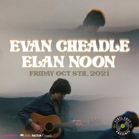 Vinyl Envy Presents: Evan Cheadle, Elan Noon @ Vinyl Envy Oct 8 2021 - Oct 23rd @ Vinyl Envy