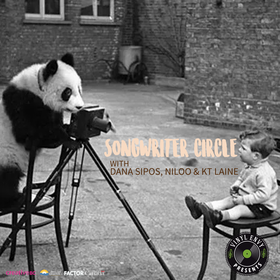 Vinyl Envy Presents: Songwriter's Circle with: Dana Sipos, Niloo, KT Laine @ Vinyl Envy Oct 16 2021 - Oct 16th @ Vinyl Envy