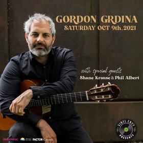 Vinyl Envy Presents: Gord Grdina, Shane Krause & Phil Albert @ Vinyl Envy Oct 9 2021 - Oct 23rd @ Vinyl Envy