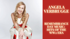 Angela Verbrugge - Remembrance Day Music: Hits of the WW2 Era @ Hermann