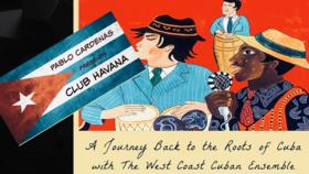 Pablo Cardenas Presents Club Havana: Pablo Cardenas @ Hermann's Jazz Club Oct 22 2021 - Oct 28th @ Hermann's Jazz Club
