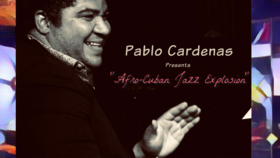 "Pablo Cardenas Presents ""Afro-Cuban Jazz Explosion"" @ Hermann's Jazz Club Oct 8 2021 - Oct 16th @ Hermann's Jazz Club"