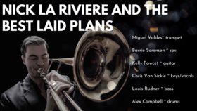 Nick La Riviere and the Best Laid Plans @ Hermann