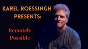 Karel Roessingh Presents - Remotely Possible @ Hermann's Jazz Club Nov 29 2021 - Oct 16th @ Hermann's Jazz Club