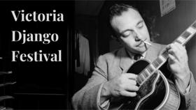 The Victoria Django Festival @ Hermann