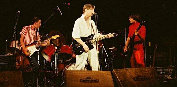 Photo- NYNY 1981  -   The Keys  - Photo Credit:  James Ross-Nutt