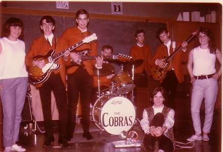 Photo- Cobras At Central High2  -   The Cobra\'s