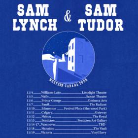 Vinyl Envy Presents: Sam Lynch, Sam Tudor @ Vinyl Envy Nov 19 2021 - Oct 22nd @ Vinyl Envy