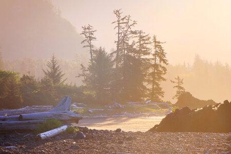 Side Bay Sunrise by  Emily Norton